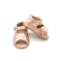 SEASIDE SANDALS / ROSE GOLD
